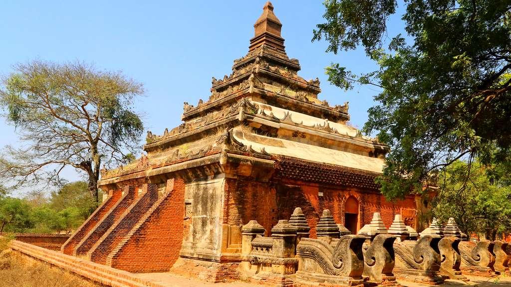 Le bouddhisme en Birmanie