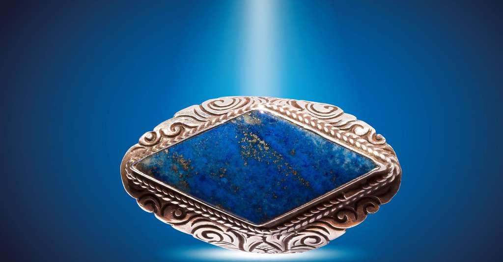 Lapis Lazuli. © stux, Pixabay, DP