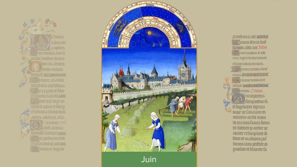 Juin : la fortune du duc de Berry à l'honneur