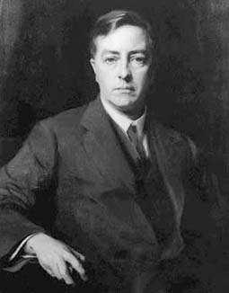 Sir James Jeans (1877-1946).