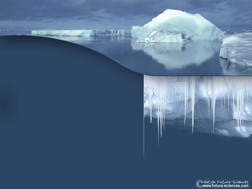 Univers de glace