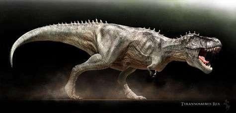 Découvrez la vitesse de croisière du T-rex en cliquant sur l'image. © Courtesy of Vlad Konstantinov