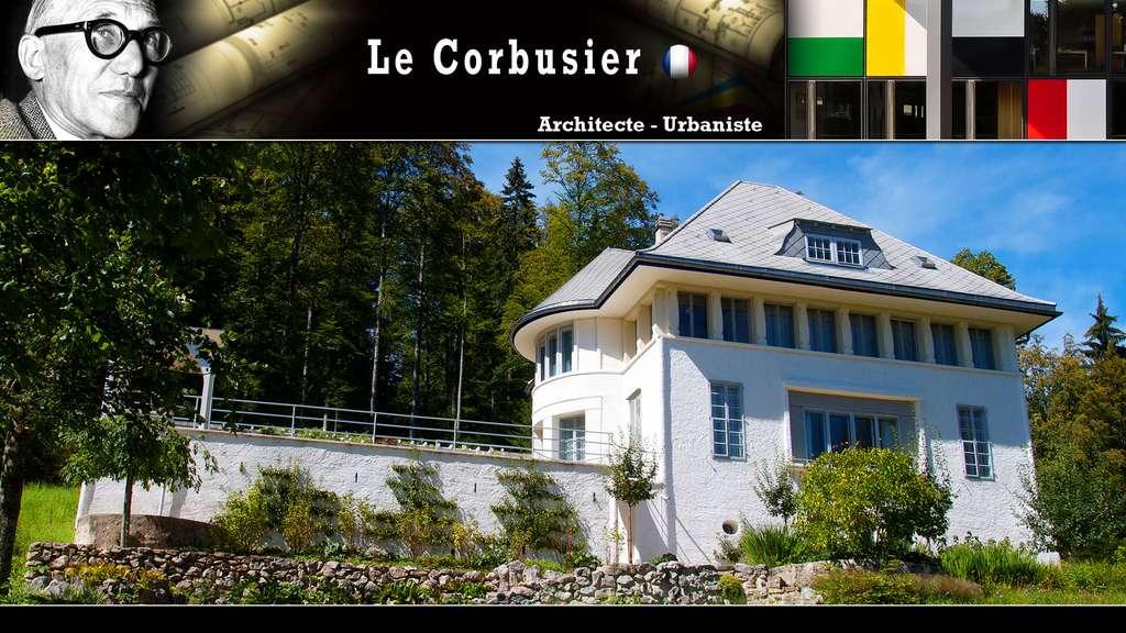 Le Corbusier : la maison familiale, son laboratoire d'essai