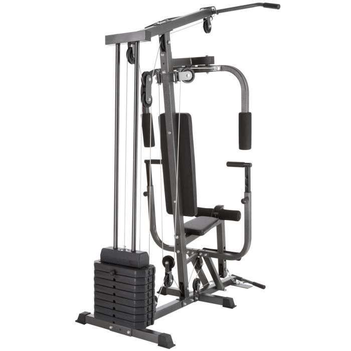 TECTAKE Station de Musculation © Cdiscount