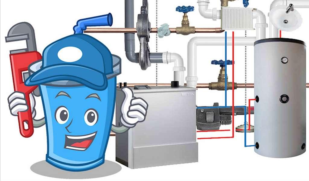 Il est avantageux de souscrire à un contrat d'entretien qui inclut un service dépannage chaudière et chauffe-eau. © Plombier dépannage chauffage Paris 12e