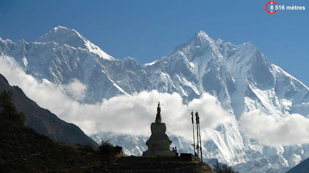 Lhotse, le petit frère de l'Everest