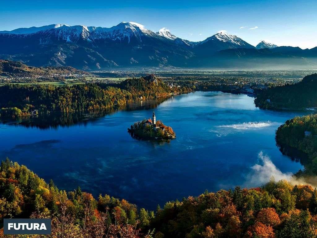 Slovénie, le lac de Bled
