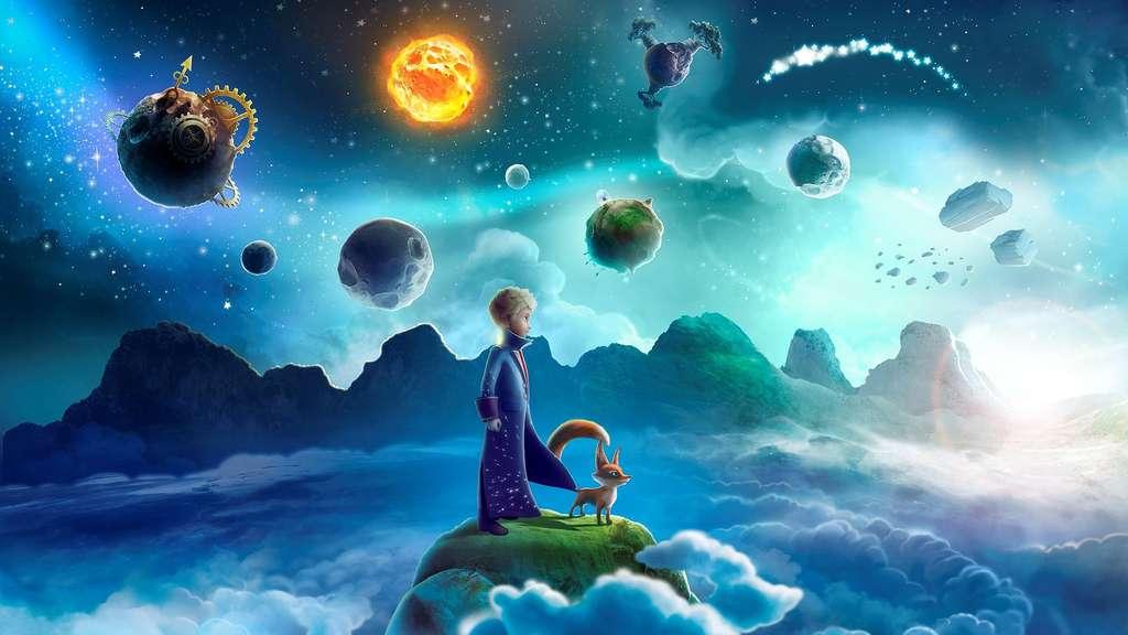 Le monde du Petit Prince