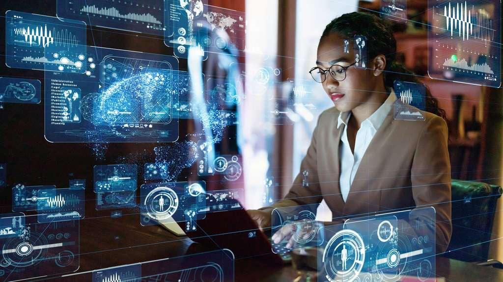 L'ingénieur data conçoit des outils pour analyser les données. © metamorworks, Fotolia