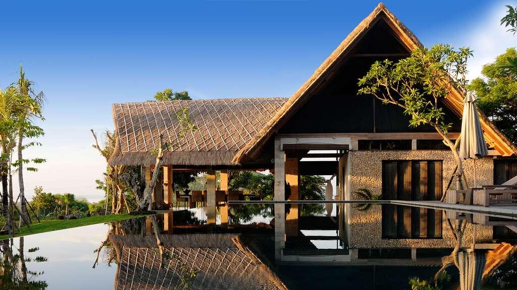 La villa Jeda à Bali