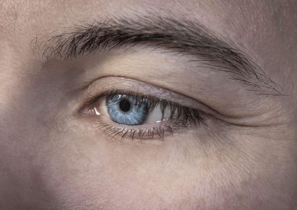 La couleur des yeux. © MS Photographie, Fotolia