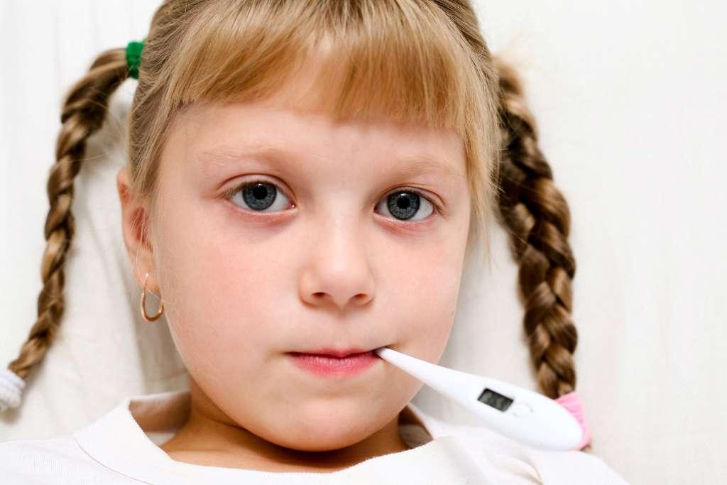 Les enfants sont les plus touchés par l'épidémie de grippe. Heureusement, les vacances scolaires permettent de faire reculer la maladie. © Velkol, StockFreeImages.com