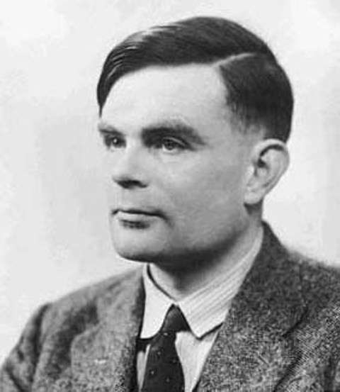 Le mathématicien Alan Turing. © School of Mathematics and Statistics, University of St Andrews, Scotland