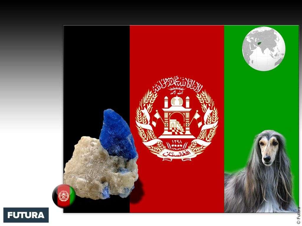 Drapeau : Afghanistan