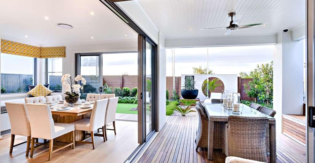 Une ventilation maîtrisée est très importante à prévoir dans sa maison. © JR-stock, Shutterstock
