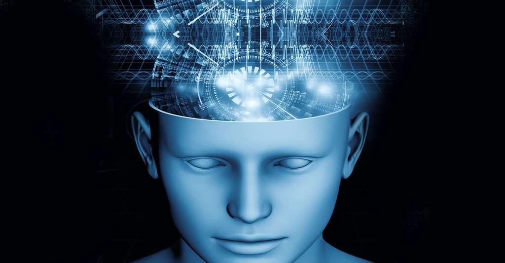 Quelle est l'histoire de l'intelligence artificielle ? Les robots auront-ils une conscience ? © Agsandrew, Shutterstock