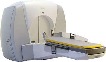L'appareil Gamma Knife envoie des rayons gamma dans des régions très précises du cerveau. © DR