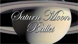 Le ballet des satellites de Saturne réalisé à partir de 61 images saisies par la sonde Cassini (cliquer sur l'image pour lancer la vidéo). © Nasa/JPL