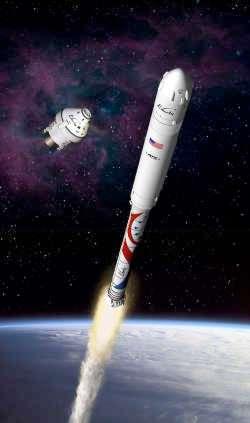 Si le projet d'ATK et d'Astrium aboutit, on pourra se réjouir que des technologies européennes participent au futur de l'exploration spatiale habitée. © ATK