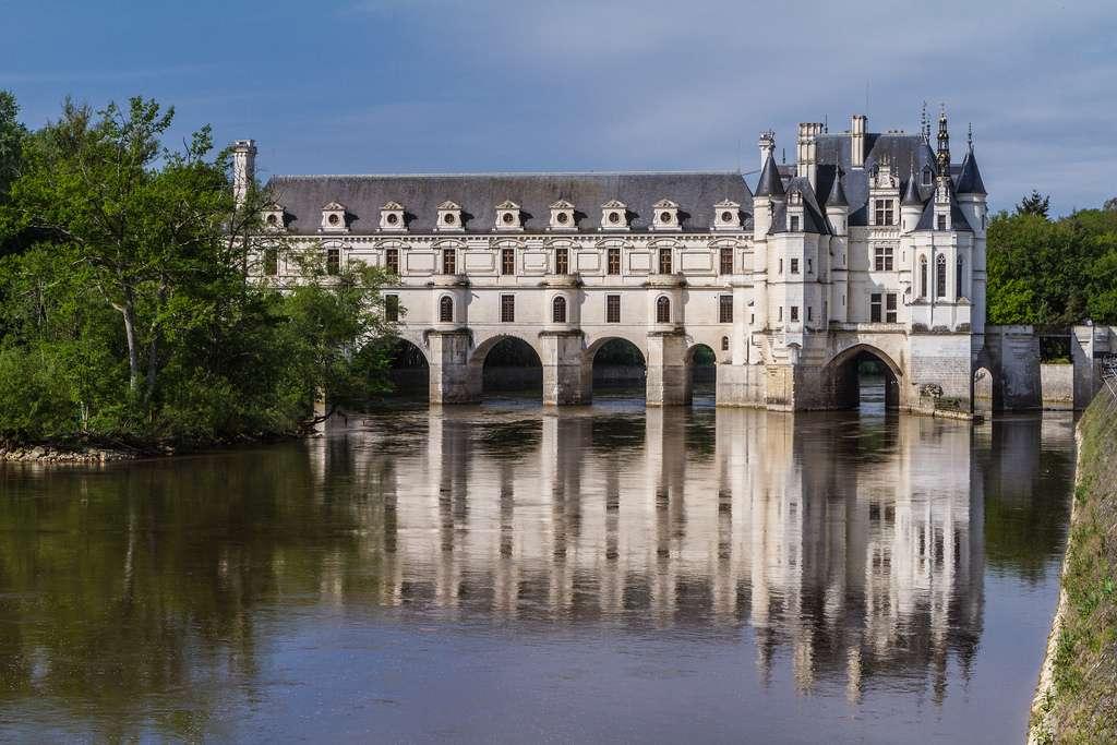Château de Chenonceau. © blieusong, Flickr CC by sa 2.0