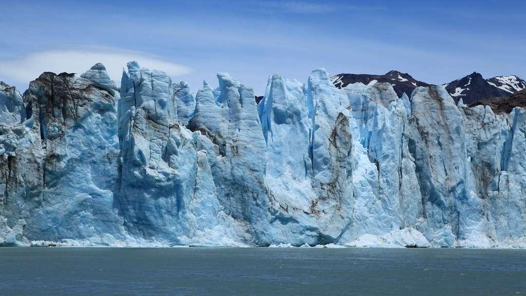 Le glacier Viedma, Patagonie