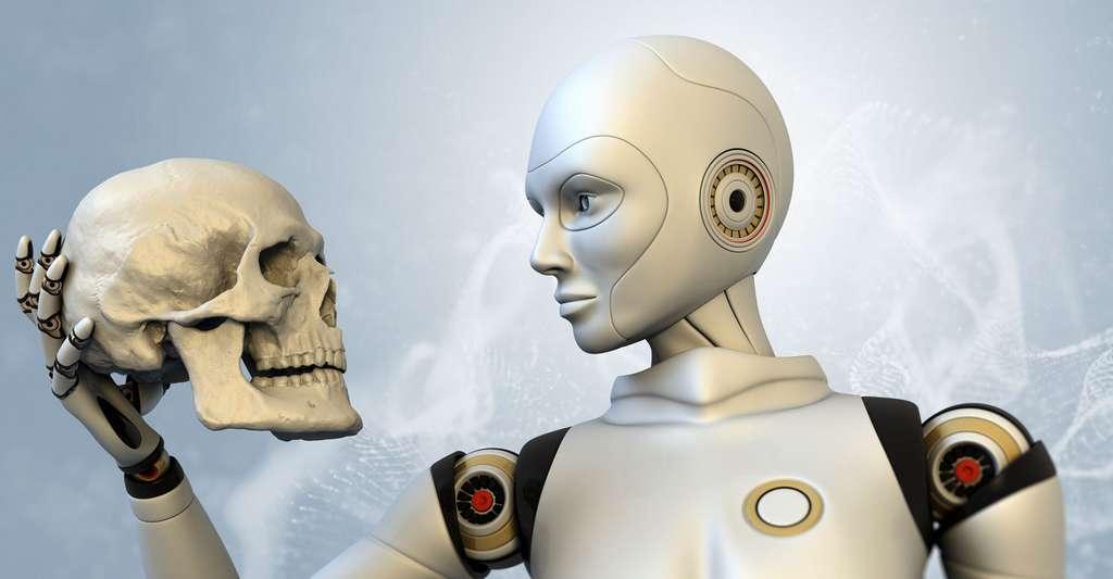 Qu'est-ce que la robotique hybride ? Zoom sur les biobots. © Tatiana Shepeleva, Shutterstock