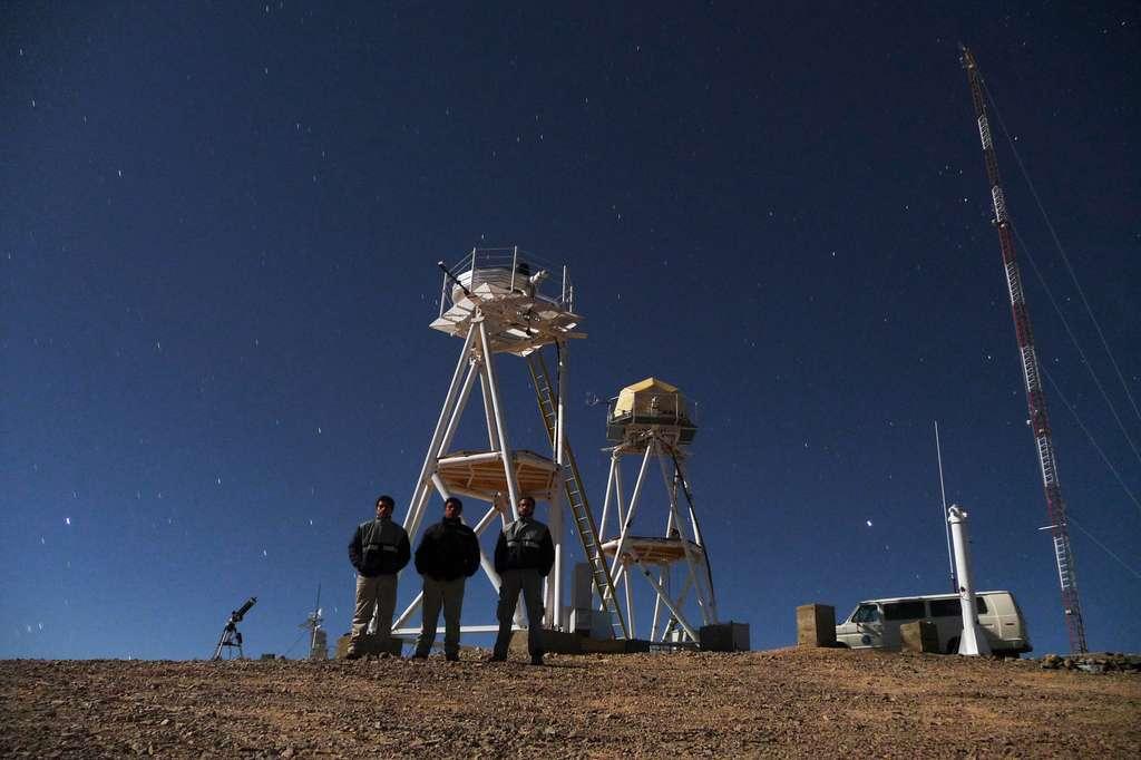 Cerro Armazones, le site de l'E-ELT