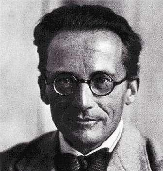 Erwin Schrödinger. Crédit : th.physik.uni-frankfurt