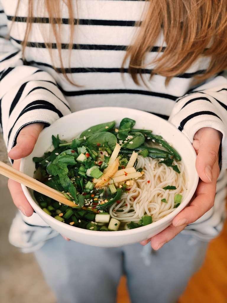 Privilégiez des repas régime qui évitent les effets yo-yo. © Daria Shevtsova, Pexels