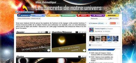 Cliquez pour découvrir les mystères de l'univers