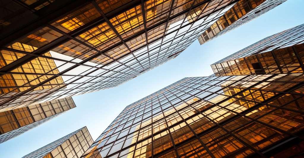 La géométrie est partout... © Stripped Pixel - Shutterstock