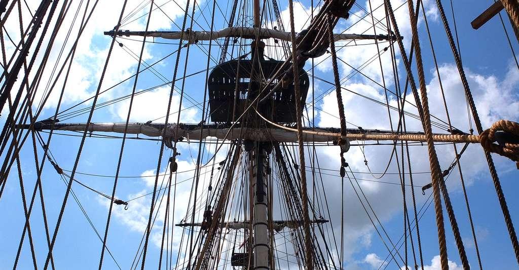 Rochefort est un lieu important dans l'histoire de la marine française. © Jean-Michel, DP