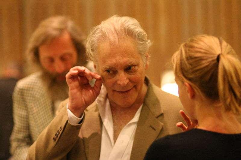 Mitchell Jay Feigenbaum (1944) est un physicien théoricien américain. Il fut l'un des pionniers de la théorie du chaos dans les années 1970. © Predrag Cvitanović, Wikipédia, cc by sa 2.0