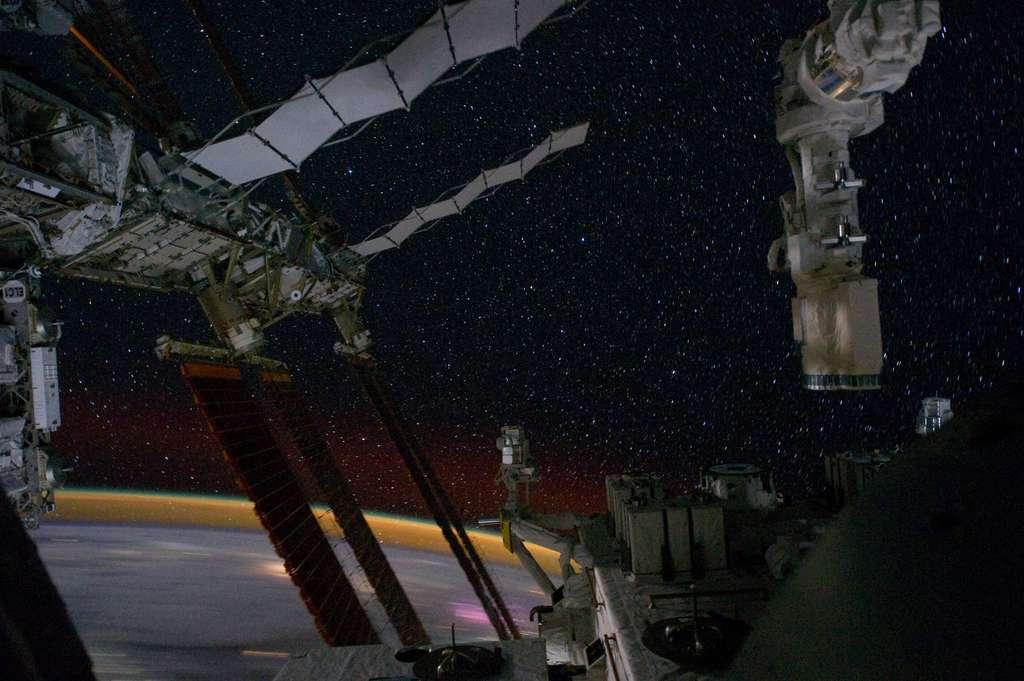 Thomas Pesquet : « C'est évident que ce ne sont plus les mêmes carrières qu'avant mais on doit s'adapter et préparer le terrain pour la génération suivante d'astronautes qui nous remplacera, le plus tard possible... ». © Nasa