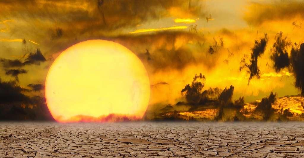 En ce début de mois d'octobre, les États-Unis ont connu une vague de chaleur sans précédent. À Washington, il a fait jusqu'à 36,6 °C ce mercredi 2 octobre ! Et les chercheurs estiment que cela ira de mal en pis. © Gellinger, Pixabay License