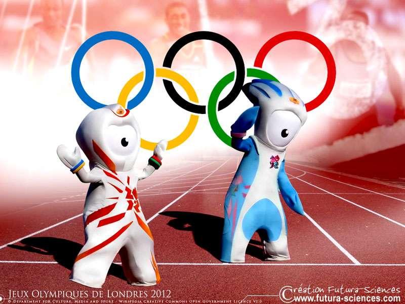 Cliquez pour télécharger un fond d'écran des Jeux olympiques de Londres