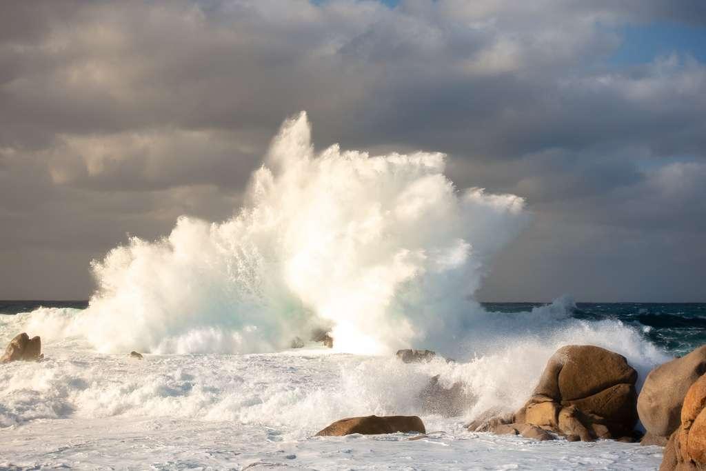 La Corse est placée en alerte orange aux vents violents en raison de la tempête Hervé. © Franois, Adobe Stock