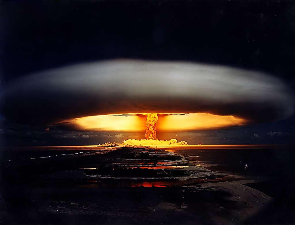Les essais nucléaires atmosphériques réalisés par le passé ont altéré l'environnement et pourraient être à l'origine de cancers. Ils ne sont pas source de réjouissances. Mais des scientifiques profitent de leurs effets à leur avantage, et démontrent que le cerveau humain est capable de se régénérer. © Pierre J., Flickr, cc by sa 2.0
