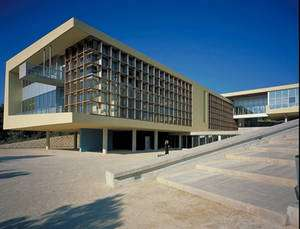 Institut de neurobiologie de la Méditerranée (INMED), à Marseille. Plusieurs équipes travaillent dans ce laboratoire sur l'épilepsie. © INMED