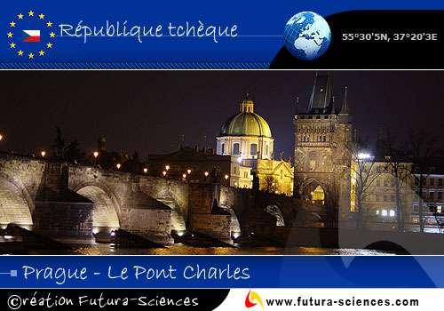 Prague capitale de la Tchécoslovaquie