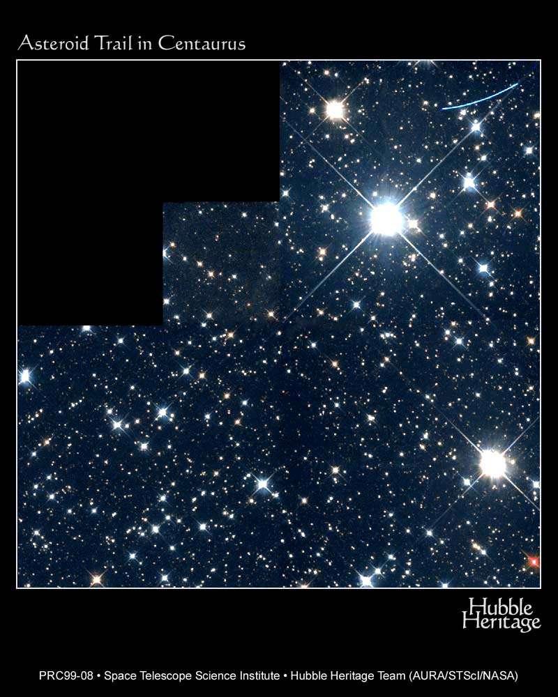 Hubble : Centaure