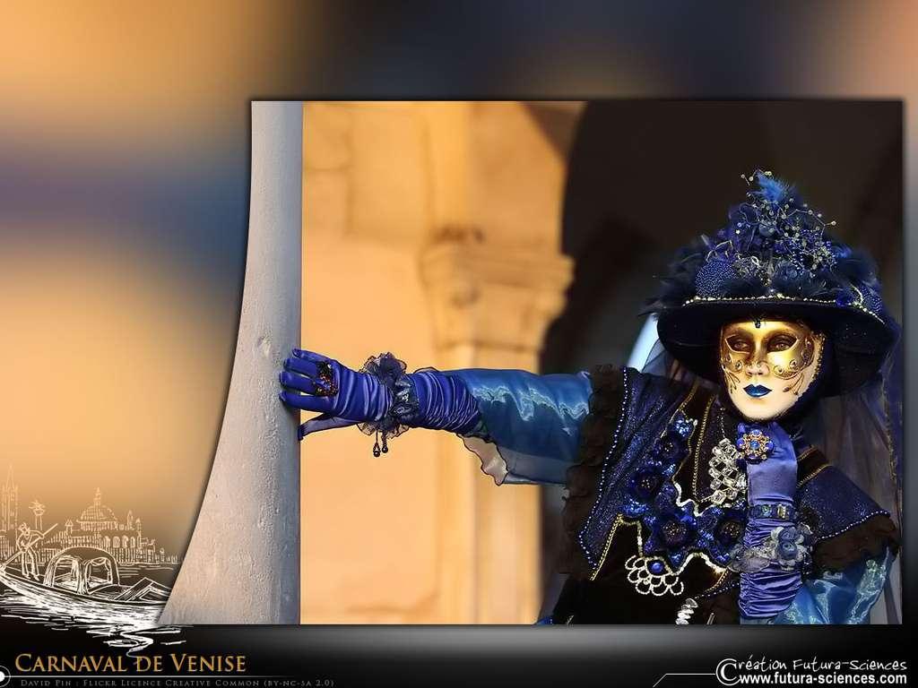 Carnaval de Venise - Rêveuse