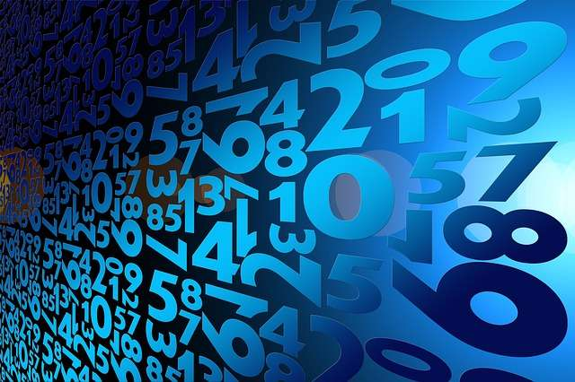 Le monde fascinant des nombres. © Geralt, Pixabay, DP