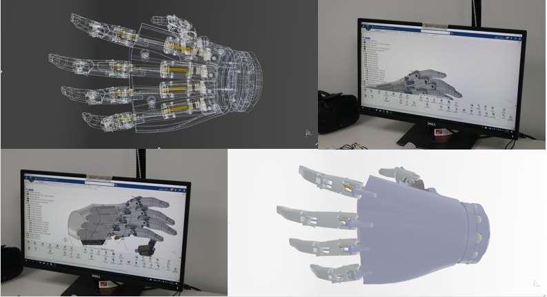 Les produits sont testés et modélisés en 3D en amont grâce aux outils du 3DEXPERIENCE Lab. © Dassault Systèmes