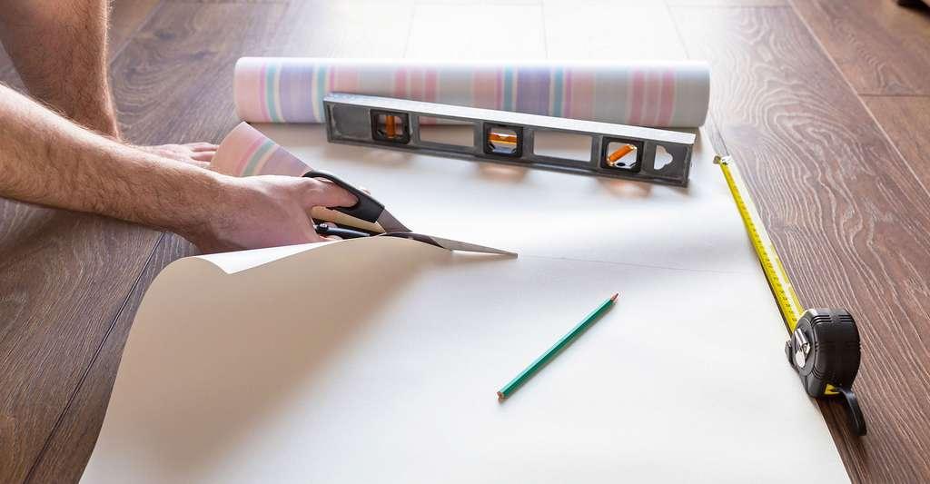Tout savoir sur le papier peint. © Patryk Kosmider, Fotolia