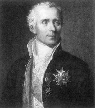 Pierre-Simon marquis de Laplace