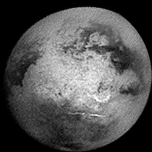 Nouvelles images de la surface de Titan