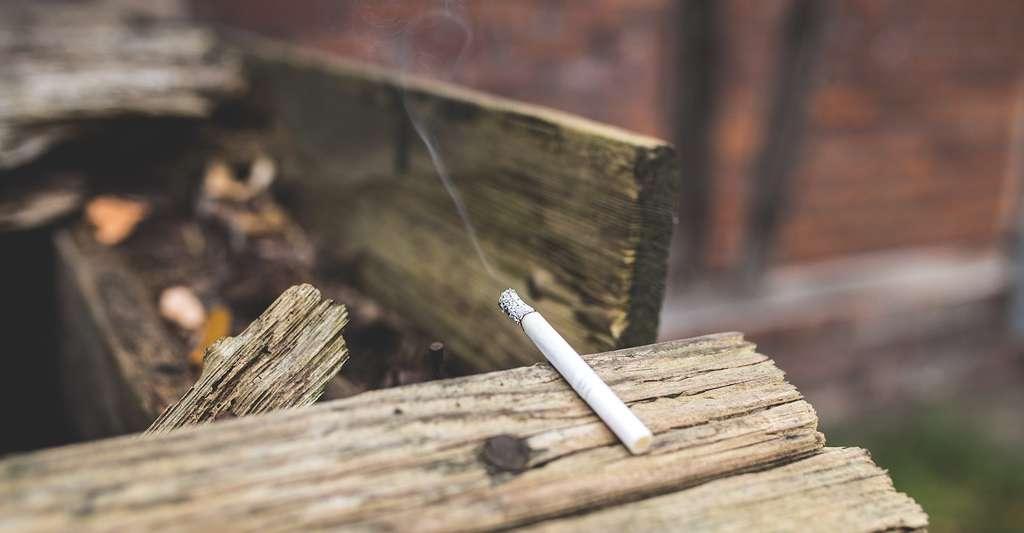 La fumée de cigarette produit du benzène. © Pexels, Pixabay, CC0 Creative Commons