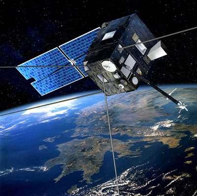 Figure 11 - Le satellite Demeter © CNES