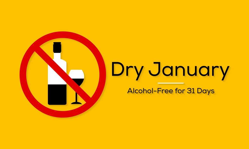 Le Dry January doit être perçu comme un challenge. © Waseem Ali Khan, Adobe Stock